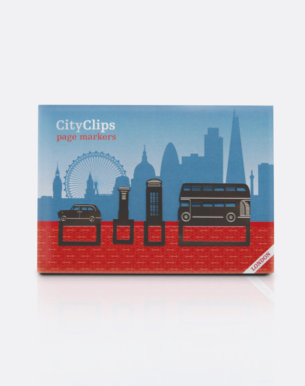 London Icons Bookmarks
